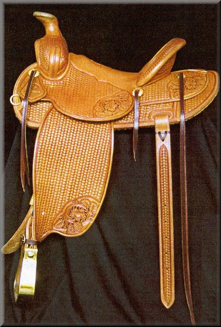 Grizzly Lady All-Around - available from Grizzly Saddlery Inc. Great Falls, Montana