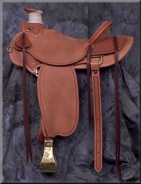 Grizzly Stock Wade - available from Grizzly Saddlery Inc. Great Falls, Montana