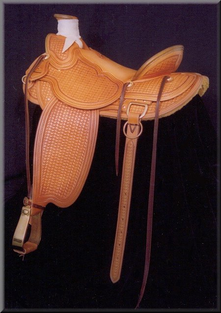 Grizzly Wade - available from Grizzly Saddlery Inc. Great Falls, Montana